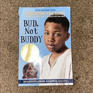 Other - Bud, Not Buddy Book